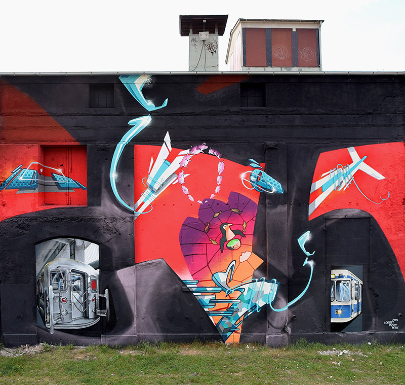 2015 // Deadline Festival, Munich